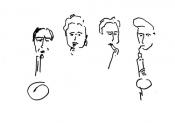 Mete Erker, Ntjam Rosie, Rolf Delfos, Bart Wirtz