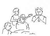Jeroen van Vliet, Solon Carpay, Robert Söhngen, Joël Botma