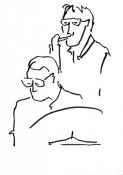 Felix Schlarmann, Jasper Blom