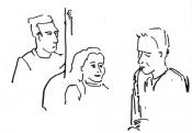 Jan Flubacher, Ayesha de Groot, Marc Scholten