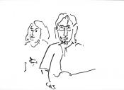Tatum en Cyril Whistler