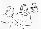 David, Jan, Willem