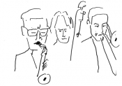 Miguel Boelens, Dion Nijland, Matthias Konrad