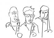 Nils van Haften, Miguel Boelens, Matthias Konrad