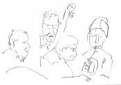 Trio BraamDeJoodeVatcher & Oleg Holmann