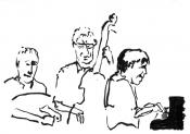 Trio BraamDeJoodeVatcher