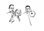 Miguel Boelens, Allison Philips, Kobi Arditi