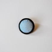 lichtblauw met rubber