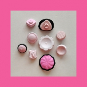 serie roze